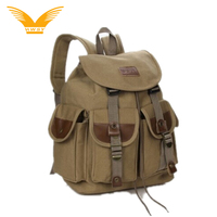 top quality brand canvas school bag for teens