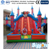 Kids Inflatable Dry Slide Bouncy Castle Jumping Games for Amusement