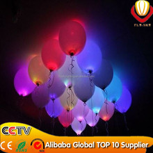 factory direct led light up balloon for promotional & party decoration