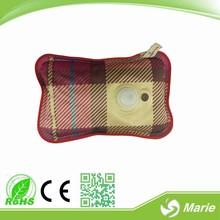 Produttore di porcellana forma cuscino 220 velectric borsa di acqua calda/mano scaldino elettrico