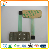 3m 467mp adhesive membrane switch