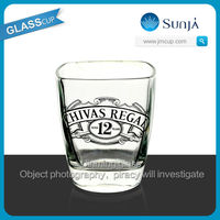 SH378 Scotland whisky glass cups branded Scotland drinking whisky glass cup glases