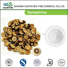 100% Natural No Additive Dried Young Citrus Aurantium Extract Synephrine 98%