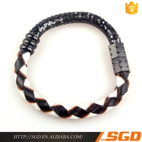 Exceptional Quality Glassic Special Design Italian Leather Bracelets