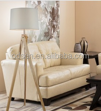 high quality modern wood floor standing lamps