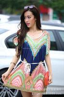 Women New 2015 summer raffia hula skirt