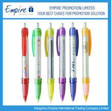 New design colorful cheap short ballpoint pen