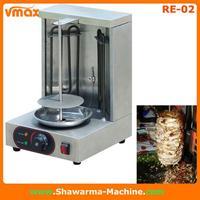 Wholesale Mini home Vmax RE02 gyros kebab food van machine
