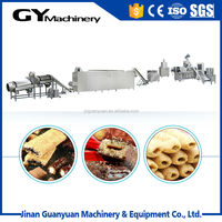 All automatic easy operate machinery for core filling cereal food