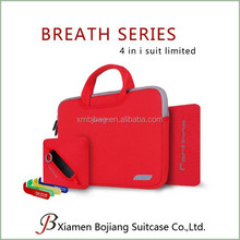 Portable Neoprene Handle Carrying conference Computer Bag