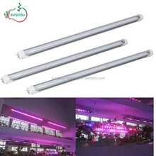 2015 new 18w t5 led grow tube 1200mm smd3528 red/blue/white full spectrum led tube grow light