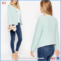 2015 China Wholesale New Design Ladies Suit Blazer Designs Women Blazer