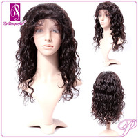 Cute Short Human Hair Full Lace Wigs Lace Front Wigs For Black Women