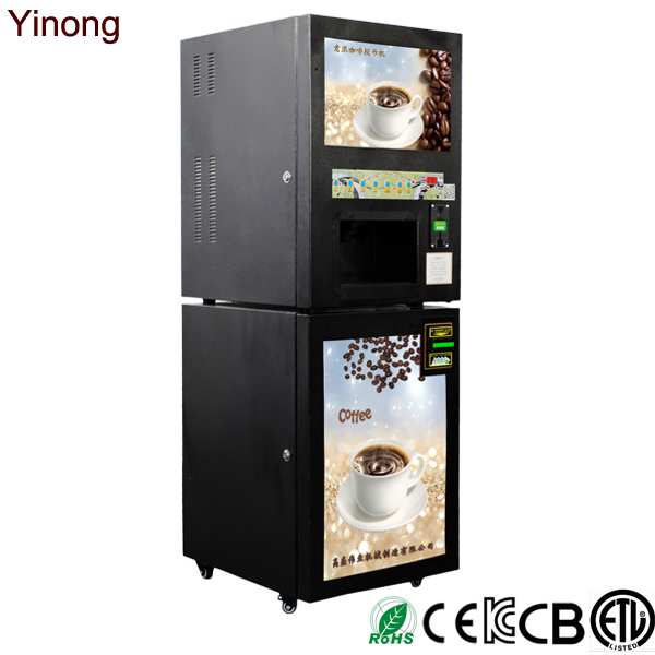 Coin Operated Juicer ~ Instant vending machine for coffee and fruit juice