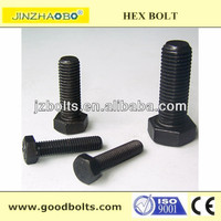 Hex. bolt with nut assambled (ISO9001:2008 Certified)
