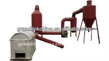 secador de aire caliente industrial