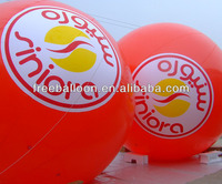 Good price custom inflatable round helium balloons for sale