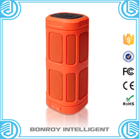 Latest technology wireless waterproof led bluetooth speaker with led light 2015