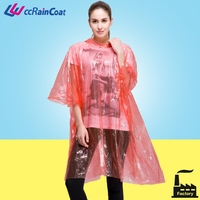 Emergency waterproof poncho raincoat, waterproof raincoat, emergency waterproofs