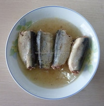 425g Jack Mackerel Fish in can in Brine