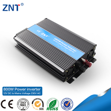 50hz to 60hz convert,1000w 12v/24v dc to ac 110v/230v 220v power inverter for car video laptop