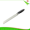 ZY-B11134 8-inch fine edge stainless steel bread knife bread slicer with ABS&iron handle