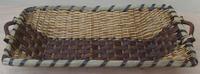 new fashional european fruit storage wicker basket ,willow plate for 2014