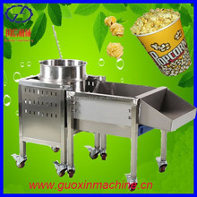 Made in China free freight stainless steel ball shape cheap price popcorn maker popcorn machine