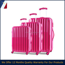 most popular high quality travel luggage bags luggage set