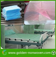 [Non woven Factory] nonwoven disposable medical hospital elastic bed/mattress/couch cover