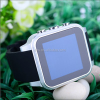 western vogue watch phone for business man android stand alone, pedometer, heart rate