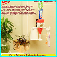 Hot sale fashion toothpaste dispenser products gift