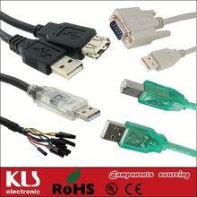 Good quality j1962 usb cable UL CE ROHS 237 KLS