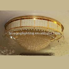 tradicional de venta al por mayor de luz de cristal