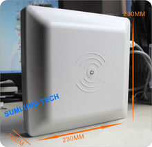 7 Meters Long Range Integrative UHF RFID Reader Writer offer FREE SDK with UHF testing Card Wet Inlay RFID Tag Stickers EPC Gen2