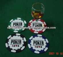 cup mate poker chip casion poker table