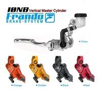 Motorcycle CNC Vertical Universal fit Clutch Brake Master Cylinder for Honda BMW SUZUKI TRIUMPH APRILIA DUCATI