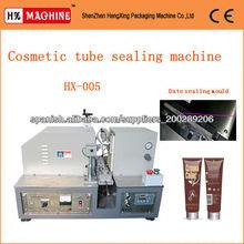manual de suave del tubo de la máquina de sellado
