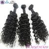 Aliexpress 2015 New Arrival 100% natural human hairindian long hair buns