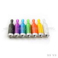 Super design green healthy life e-cig X9 V3 electronic cigarette