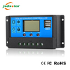 Smart 10A 20A 12V 24V 5V/3A USB LCD PWM solar charge controller