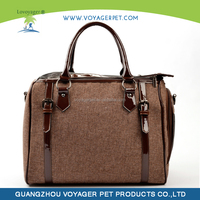 Lovoyager Cotton Pet Products Dog Carrier