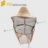 Beekeeping equipment Beekeeper bee veil comb for protective hat