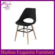 2015 modern black fabric dining chair relax garden chair for sale