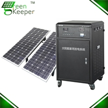 New design CHL solar panel system 3000w in China manufacture