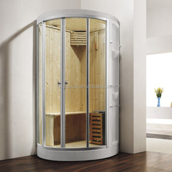 Modern House Design Home Made One Person Wood Steam Room (GS-M8259)