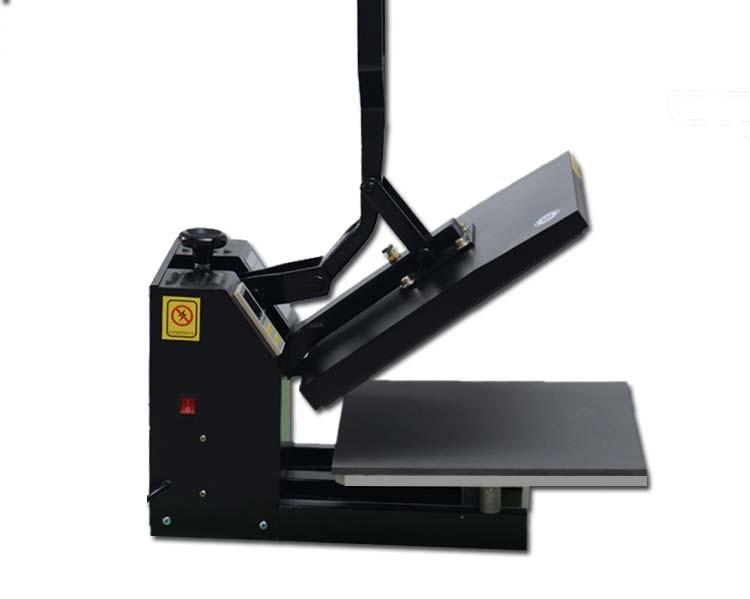 Máquina da imprensa do calor 220V QX-AA1 placa de alumínio máquina de imprensa do calor