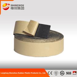 closed cell rubber foam elastomeric insulation tape kraft paper cloth rubber tape
