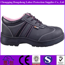 Sweat absorption lining oil and gas workers safety shoes