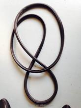 Custom Neoprene Foam Tubing / NBR Rubber Tubing / EPDM Rubber Tube